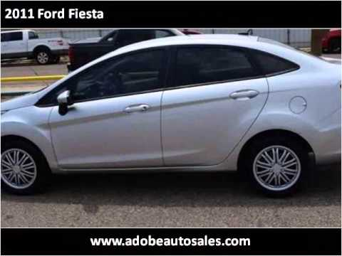 2011 Ford Fiesta Used Cars Lubbock Tx Youtube