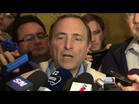 Global National - NHL lockout over after league and players reach deal