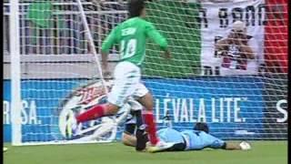 Grupo C Mexico v Panama Gol del Partido