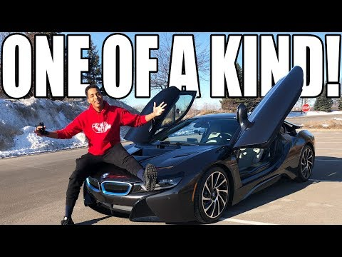 2018 BMW i8 Review!! I Thought It Was Going To Be TERRIBLE!!