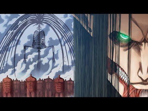 Последний Рассвет Человечества // Атака Титанов 4 Сезон [Озвучка] (130 Глава)