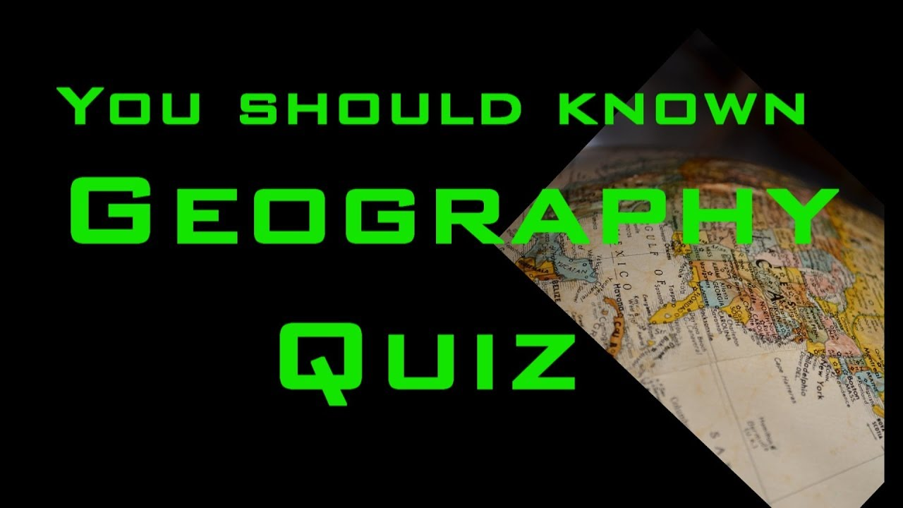 Geography quiz kids and adults i 20 questions, quiz without answers