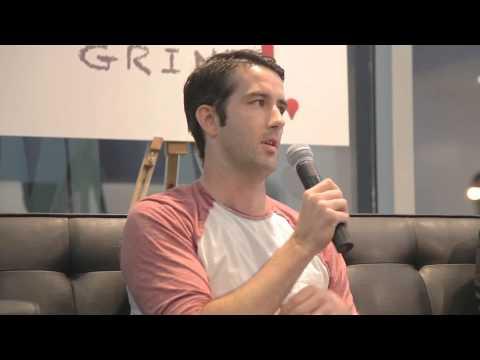 JC Butler & Sim Whatley (Dubizzle.com) at Startup Grind Dubai