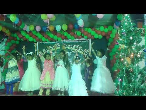 Lutheran church Christmas clbes 2017 pippara