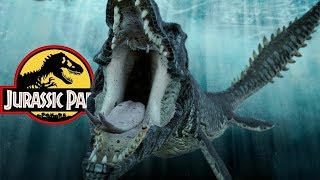What Happened To InGen's Tylosaurus After Jurassic Park: The Game?