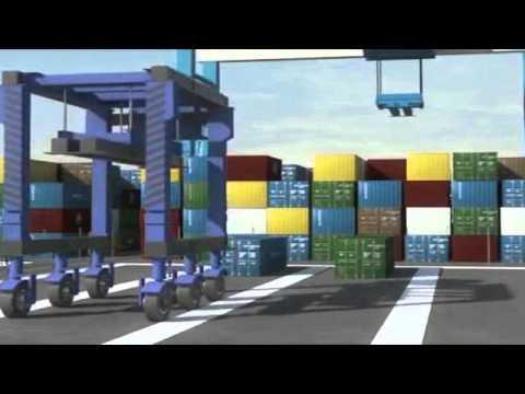 khalifa port abu dhabi walkthrough