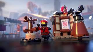 THE LEGO® NINJAGO® Movie™ – Уроки Мастерства Кружитцу