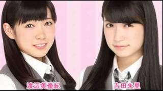 ゲスト 渋谷凪咲 NMB48の応援チャンネルです 渡辺美優紀と吉田朱里によるNMB48のTEPPENラジオから抜粋した残しておきたい発言を中心にまとめていま. チャンネル ...