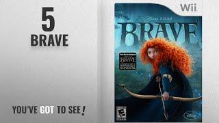 Top 10 Brave [2018]: Brave - Nintendo Wii