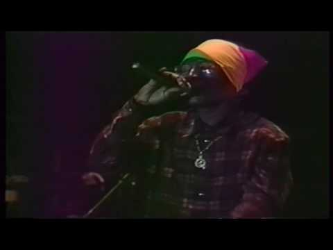 JAH CURE LiVE@STiNG'97 [HD]