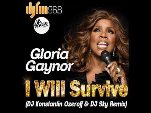 Gloria Gaynor - I Will Survive (DJ Ozeroff & DJ Sky Remix) 2013/ www.skydj.ru