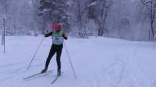 В день снега в Слониме играли в футбол, хоккей, катались на лыжах