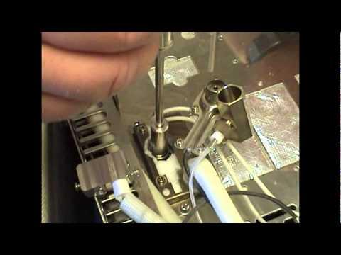 Shimadzu GC-17A Detector Maintenance