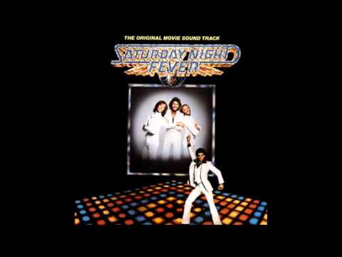 Bee Gees - Stayin' Alive (Audio) [HD]