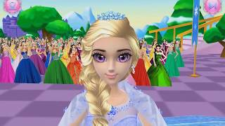 Свадьба принцессы  Мультики для детей   Мультфильмы для девочек про принцесс и танцы