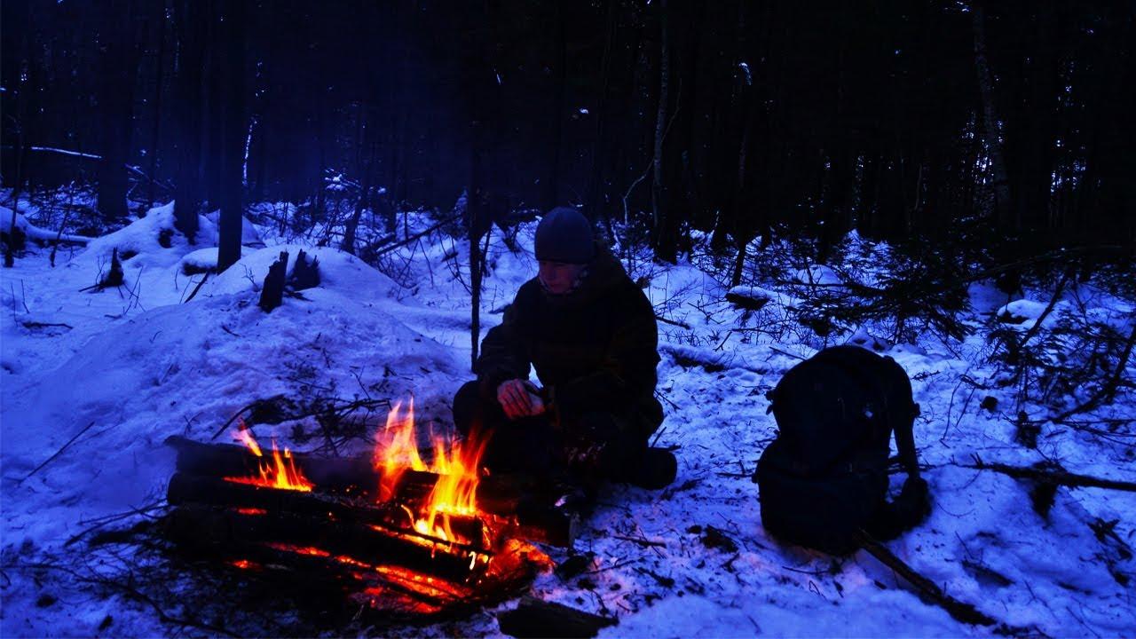 покажите пожалуйста картинки отдыхающих зимой у костра приходится