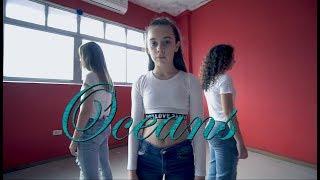 OCEANS/ Martin Garrix ft Khalid / Choreography by AJ Juarez
