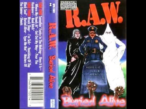 R.A.W. - Buried Alive (1993)