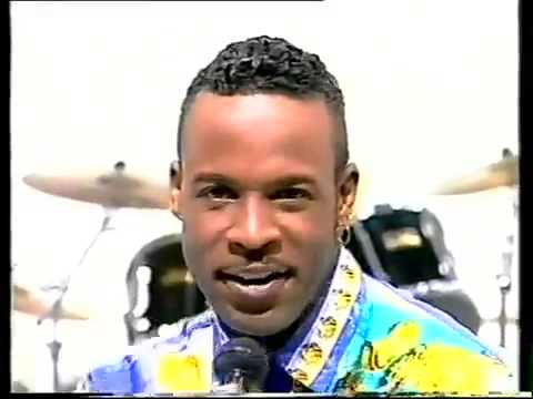 Skip Martin With Kool & The Gang-Celebration-The Midday Show With Ray Martin In Sydney, Australia.