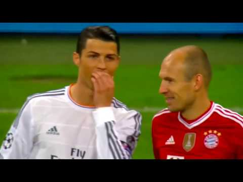 Bayern Munich vs Real Madrid 0 4 Goals and Highlights with English Commentary UCL 2013 14 HD 720p