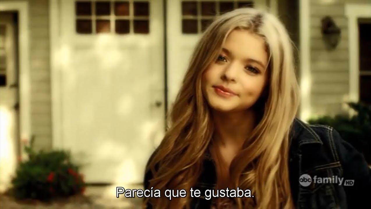 PLL - Alison DiLaurentis and Spencer Hastings SUBTITULADO 1x10 \