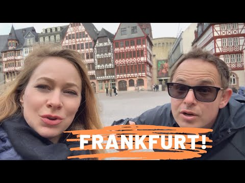 FRANKFURT ULTIMATE LAYOVER TOUR (2019 Vlog)