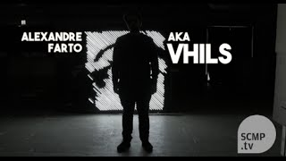 "Portuguese street artist Vhils blasts Hong Kong with ""Debris"""