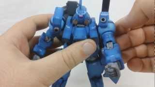 Gundam Review: 1/100 Vayeate