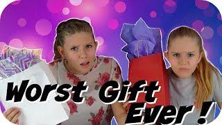 WORST GIFT EVER CHALLENGE || $15 CHALLENGE || Taylor and Vanessa
