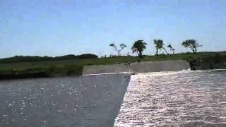 La cascada rio salado 2