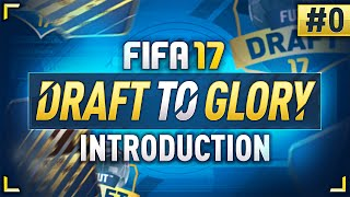 OMG RONALDO! - #FIFA17 DRAFT TO GLORY #0