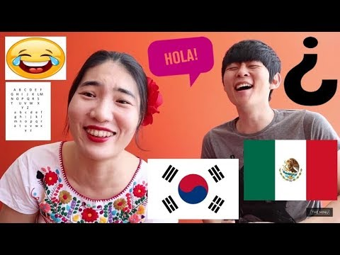 ERES COREANA O MEXICANA? COREANA HABLA BIEN EL ESPAÑOL (FEAT. APENAS DOS AÑOS?) l The MINU