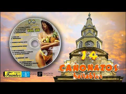 14 Cañonazos Bailables Volumen 36 - ALBUM COMPLETO / Discos Fuentes