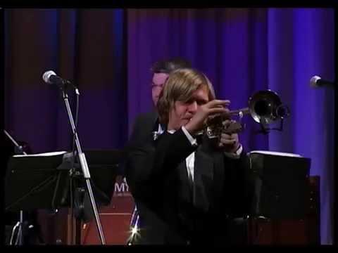 "Alex Fokin RadioBand - ""Cadillac Slim"", Trumpet - Alexander Ilyika, Tenor-sax - Pavel Guzev"