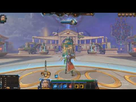 "SMITE NEW GOD ""KING ARTHUR"" FIRST LOOK"