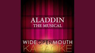 "Friend Like Me (From the Musical ""Aladdin"") (Karaoke Version) (Original Broadway cast of Aladdin)"