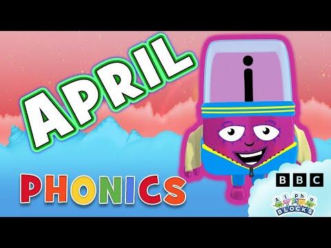 Phonics - Learn to Read | APRIL - Letter I | Alphablocks