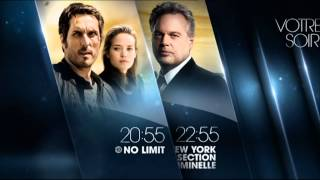 no limit 20h55 + new york section criminelle 2h55 + dr house ce soir Tf1 22 1 2015
