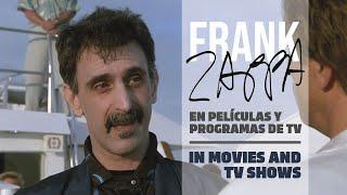 Frank Zappa in movies and TV shows / Frank Zappa en películas y programas de TV