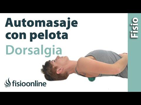 Presión arterial alta y dolor en el omóplato
