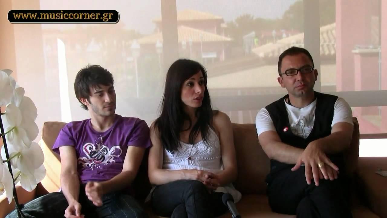 Οι Emigre στο MusicCorner.gr -Α' μέρος