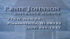 Ernie Johnson Insurance Commercial