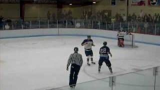 Maxime Goulette (Caus) vs Bruno Guitard (T-S) 8 Nov. 2009.AVI