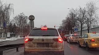 . Москва. Поездка в Икею Белая дача. 2 февраля 2020 г.