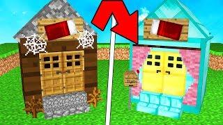 TRASFORMIAMO IL VECCHIO HOTEL! - Casa di Minecraft LIVE