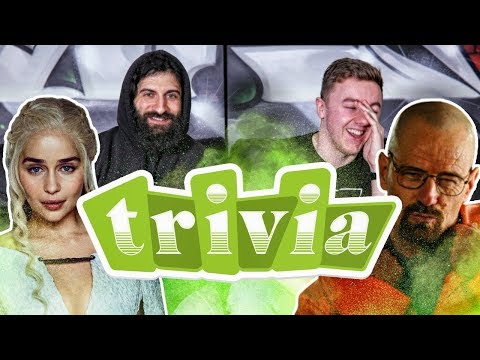 GUESS THAT TV SHOW CHARACTER ROUND 2! (OpTic Trivia)