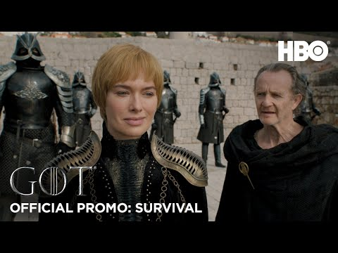 Game of Thrones | Season 8 | Official Promo: Survival (HBO)
