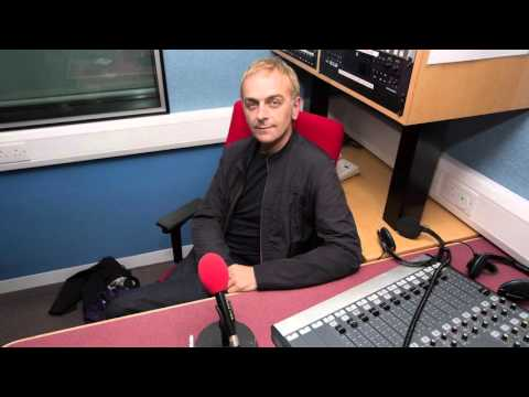 Underworld - BBC Radio 6 Music 2014 - Karl Hyde in conversation with Mark Radcliffe