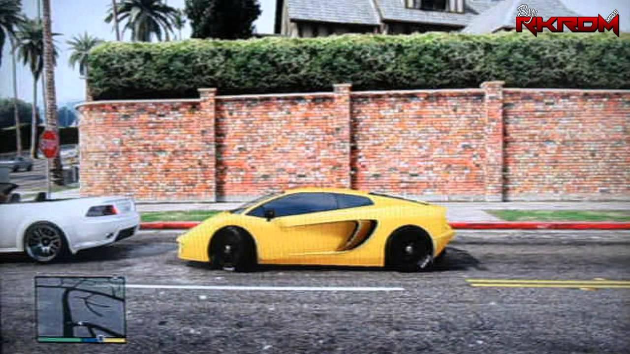 Lamborghini Gallardo - Tuner - Drive