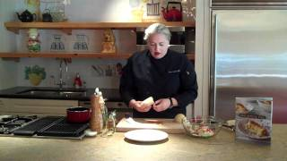 How To Make A Heart-healthy Cole Slaw With Chef Virginia Willis